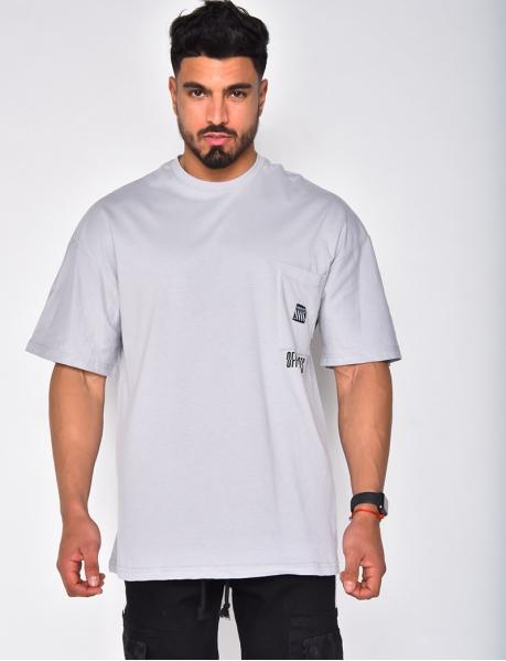 T-shirt à poches