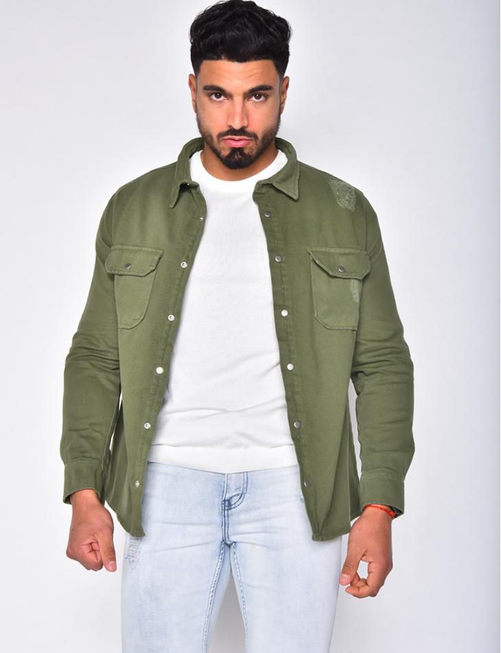 Chemise en jeans homme