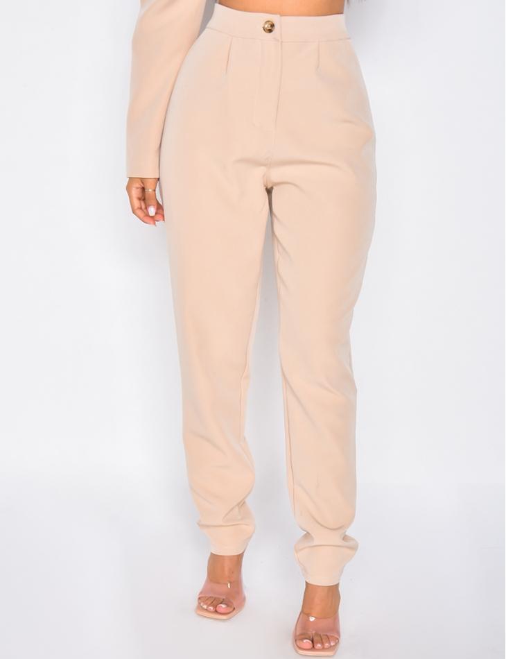Pantalon de tailleur