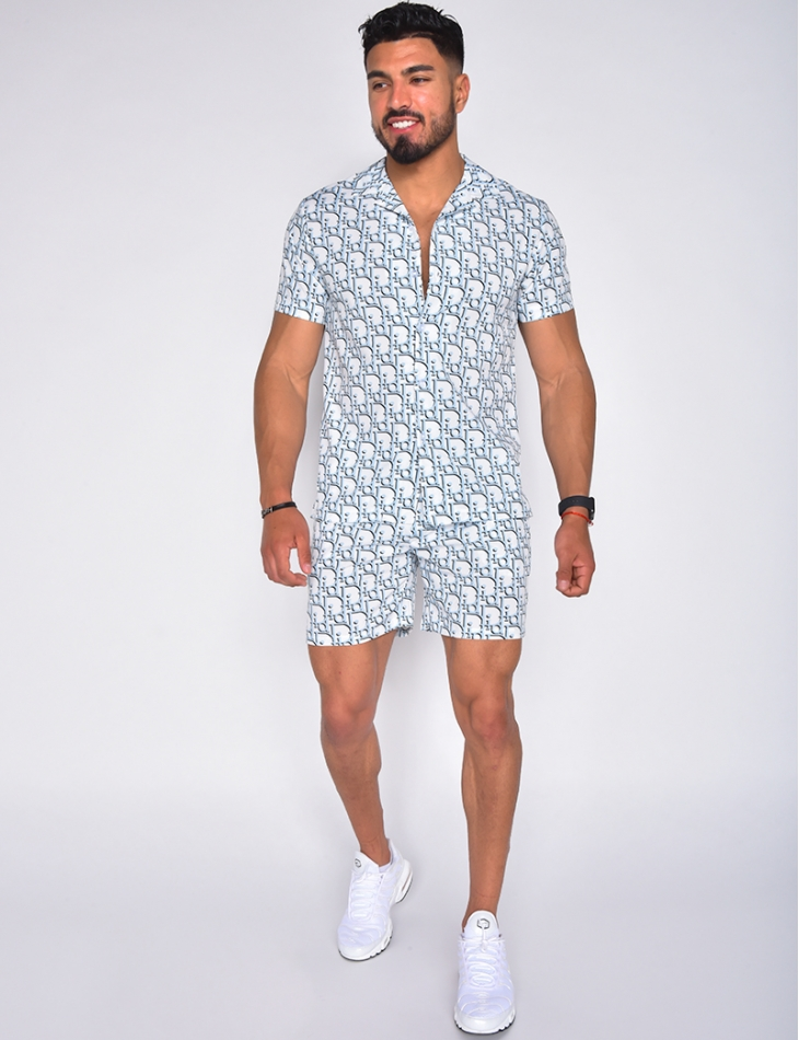 Ensemble chemise et short