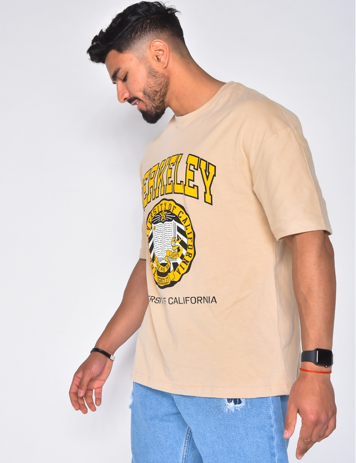 "T-shirt ""BERKELEY"""