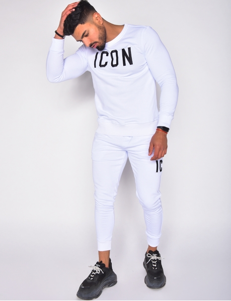 "Ensemble sweat et jogging ""Icon"""