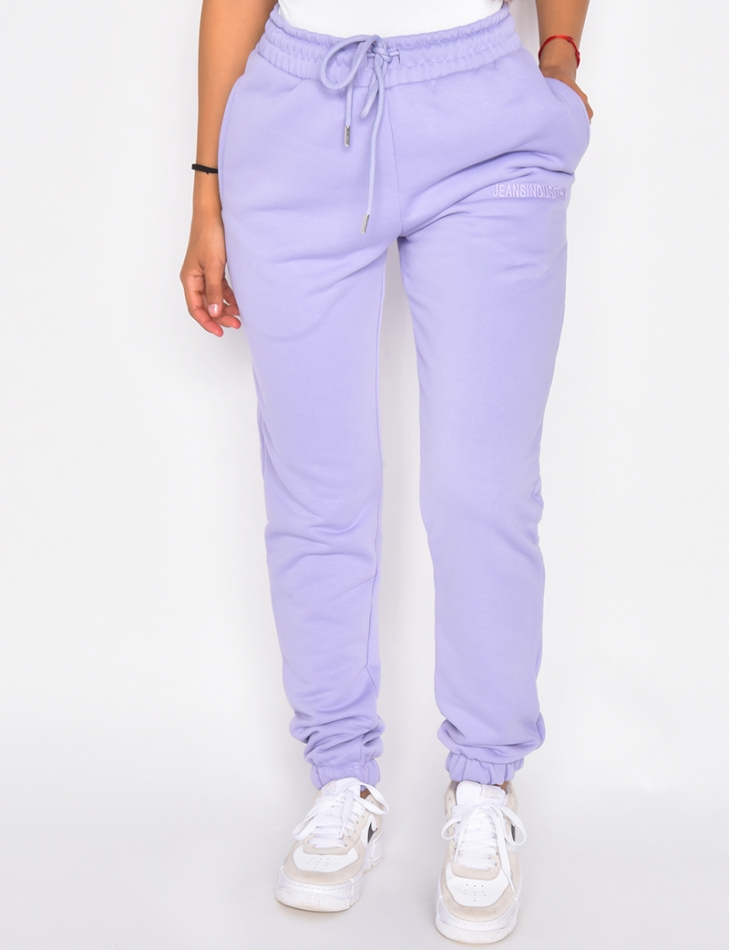 Moltongefütterte Jogginghose Jeans Industry