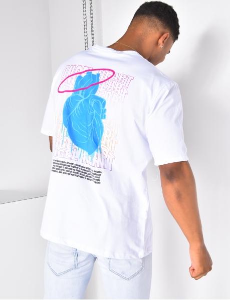 """T-shirt homme """"Angel Heart"""""""