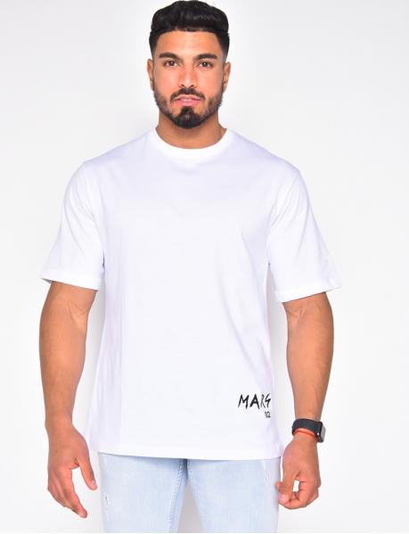 "T-shirt homme ""Mars 02"""