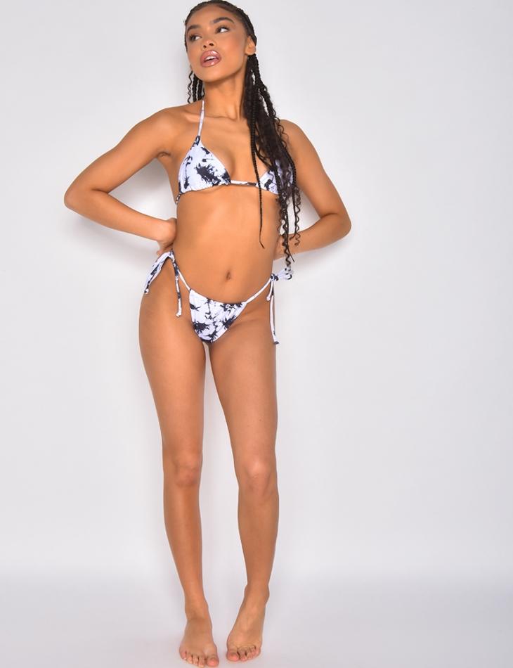 Flecked bikini
