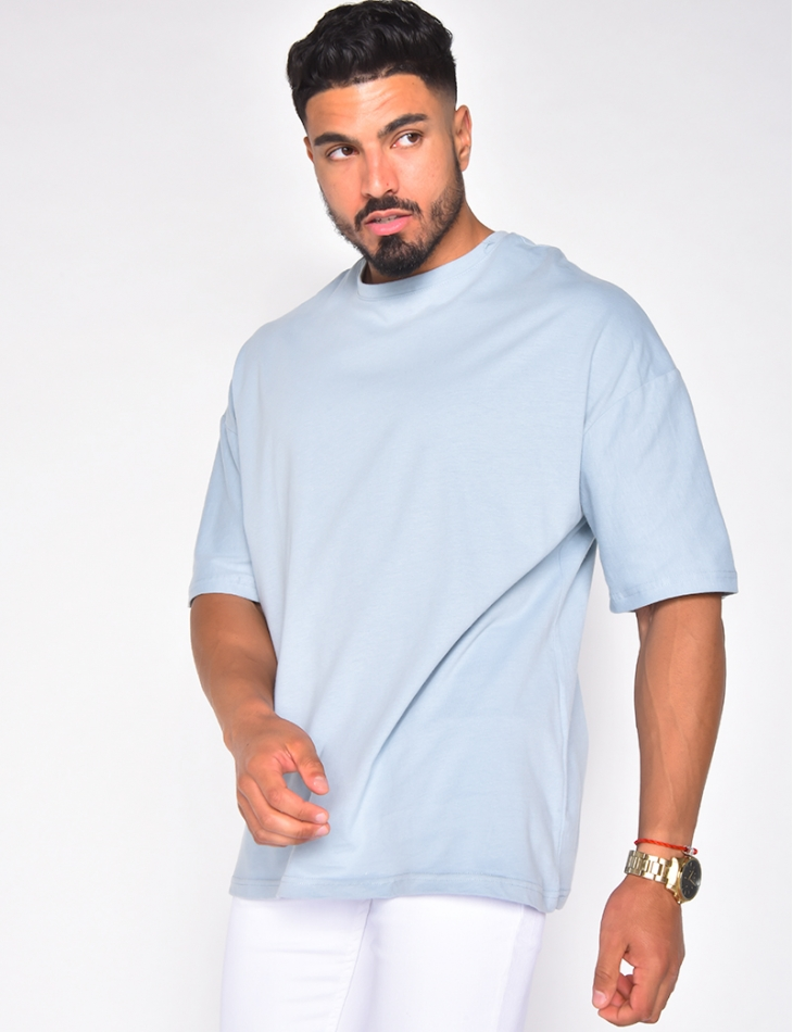 T-shirt homme basic uni