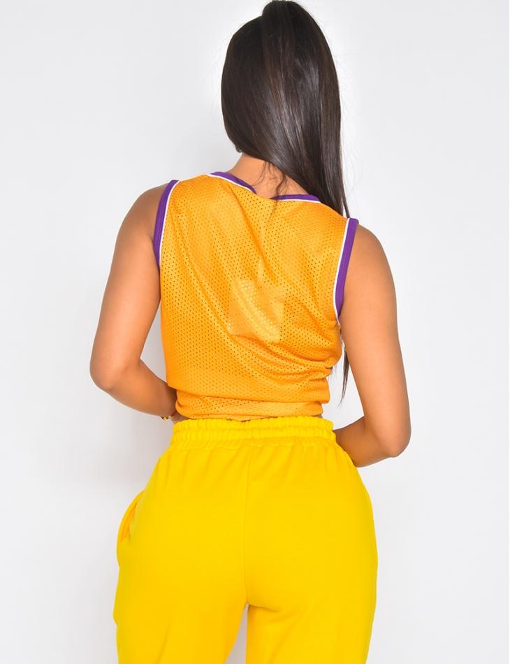 "T-shirt sans manches "" Lakers"""