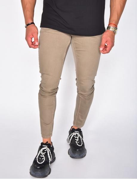 Jeans basic homme