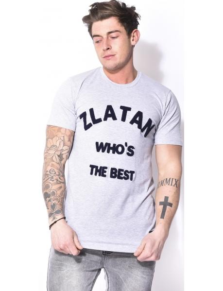 T-shirt Celebry-Tees Zlatan