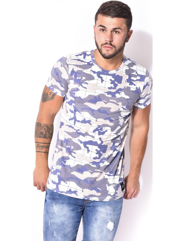 T-shirt Sixth June camo
