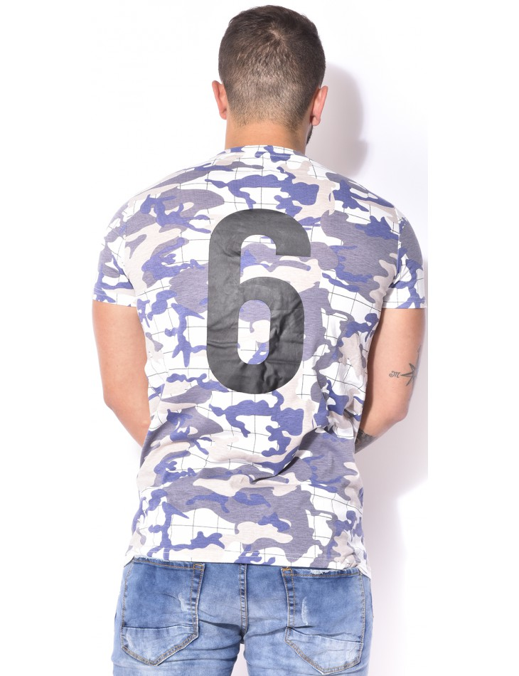 Sixth June Camouflage T-shirt